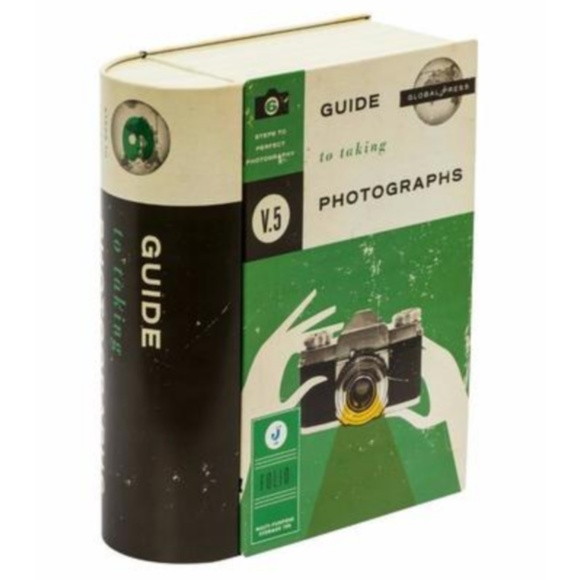 Other - Photography Book Storage Tin